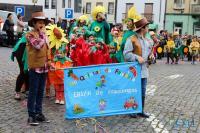 Maior participação de sempre em desfile de Carnaval das Escolas