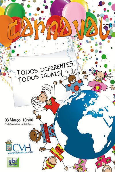poster carnaval 2011