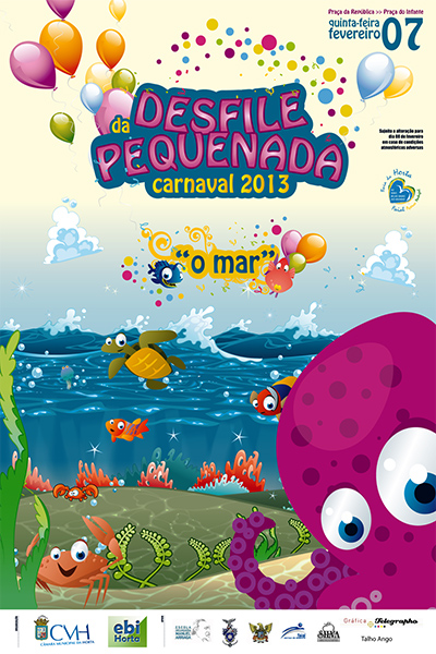 poster carnaval 2013